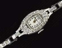 DIAMOND WATCH WITTNAUER