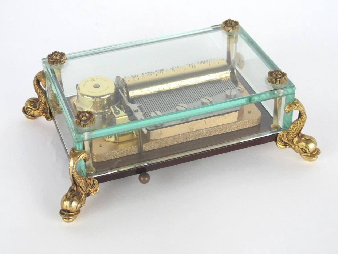 Reuge Sainte-Croix Music Box