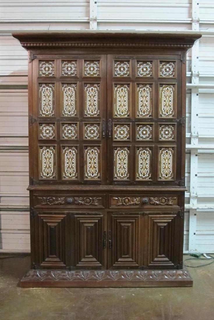 Ceramic Tiled Cabinet