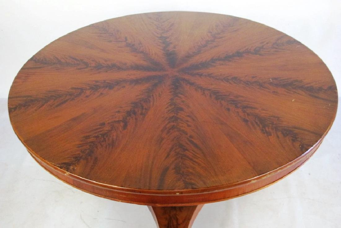 Regency Mahogany Breakfast Table - 2