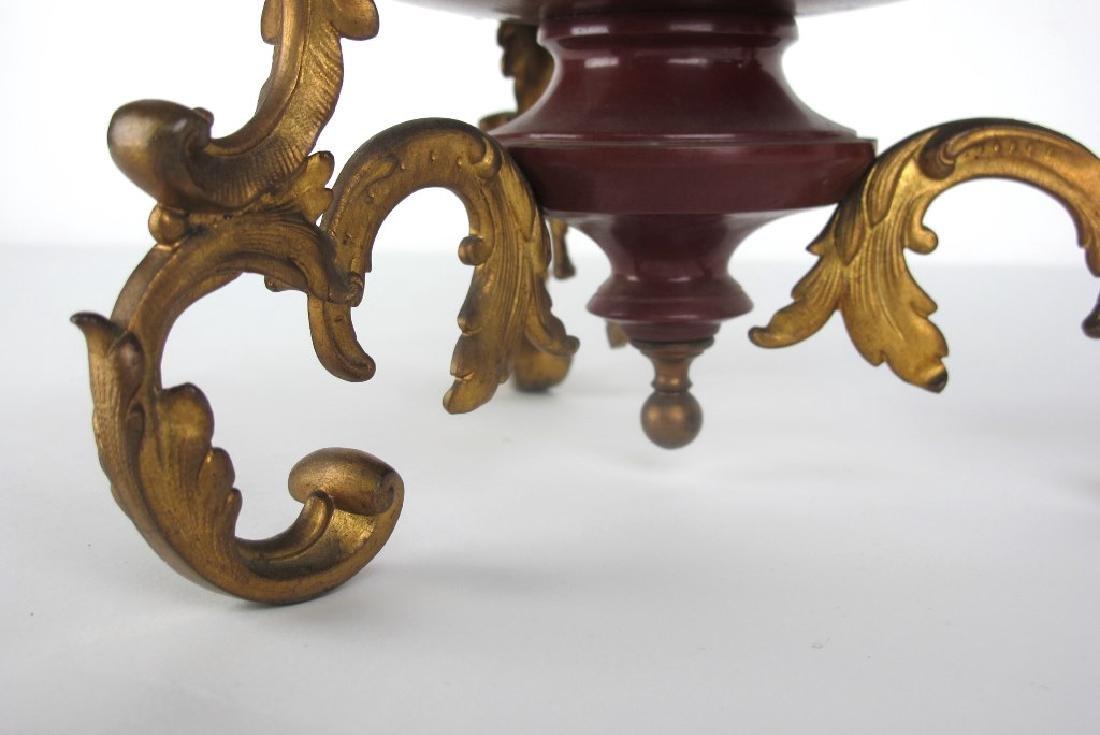 French Gilt Bronze Bowl - 4