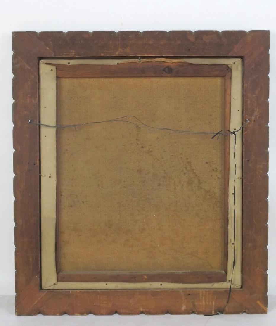 Elizabeth Piutti-Barth (1872-1959) Oil on Canvas - 5
