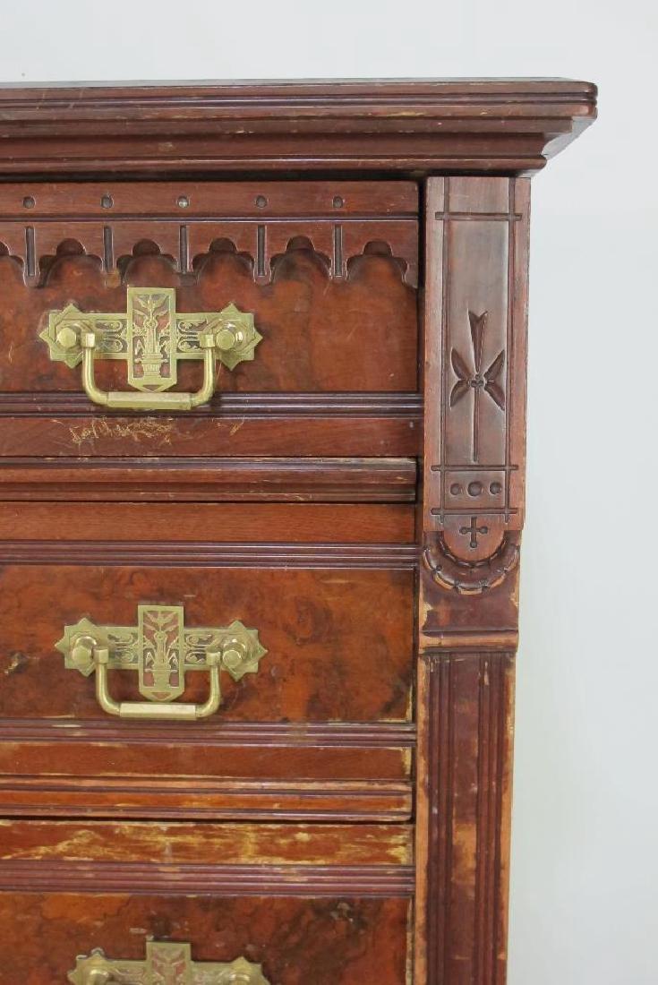 Side Lock Dresser - 4