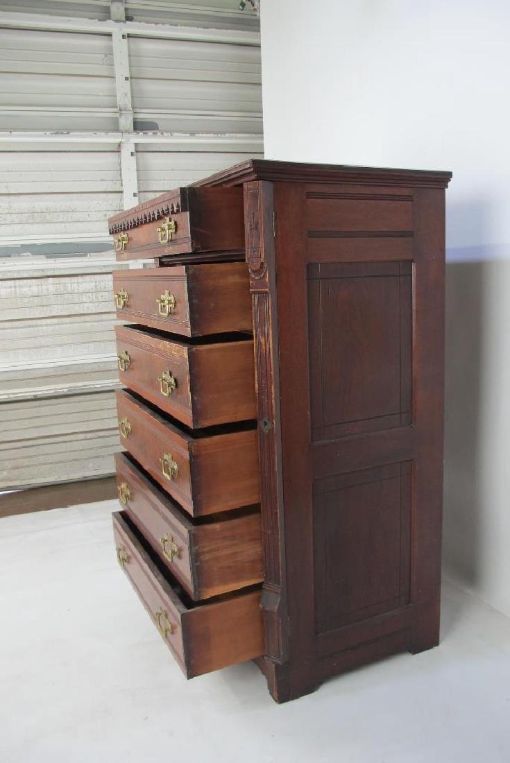 Side Lock Dresser - 8