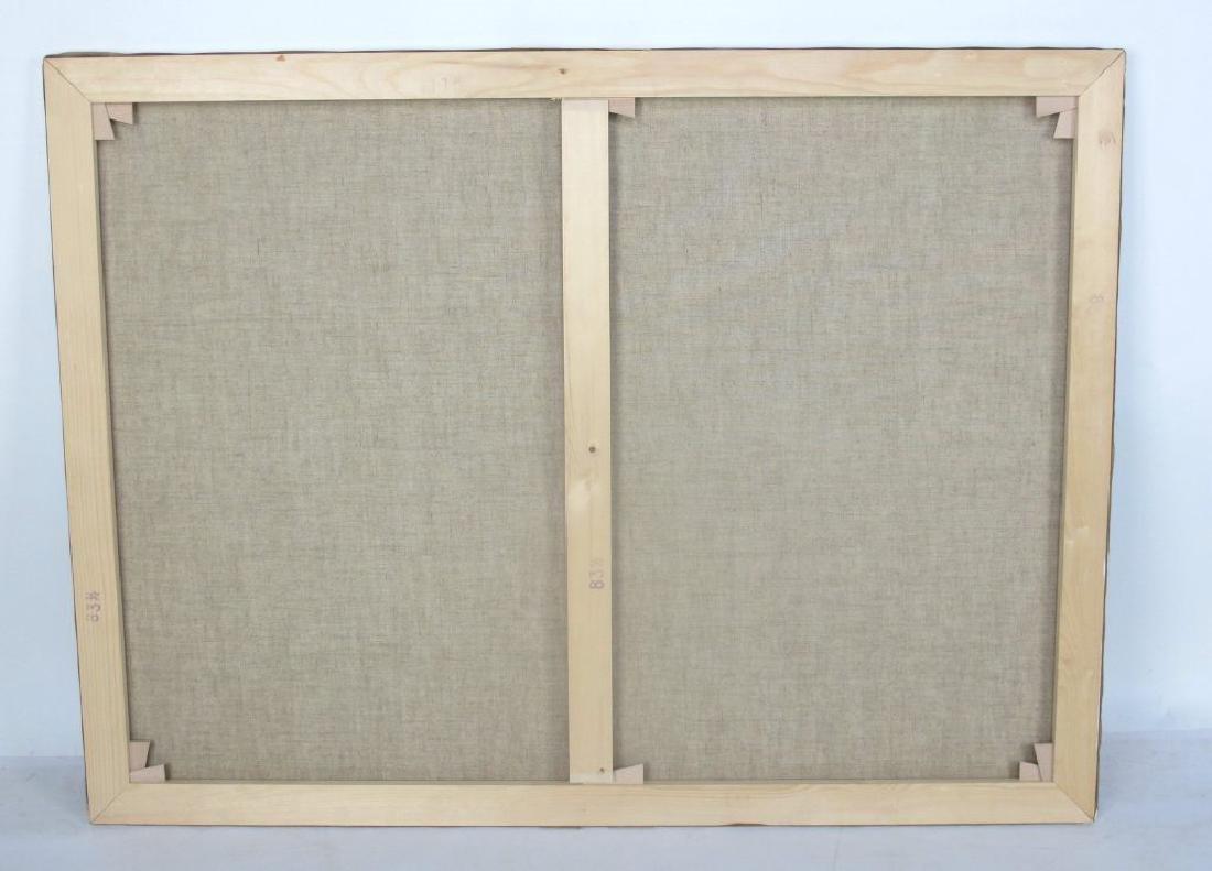 Mort Kunstler Signed Ellis Island Serigraph - 7