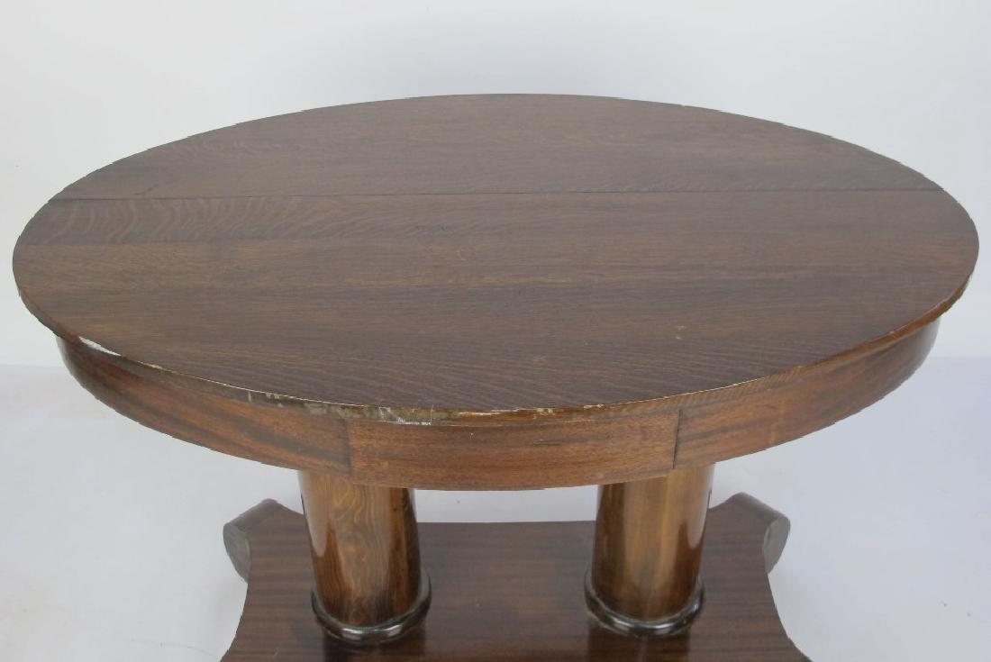 Oak Table - 2