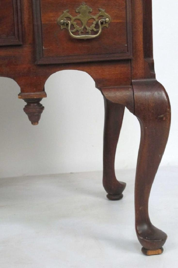 Mahogany Highboy - 5