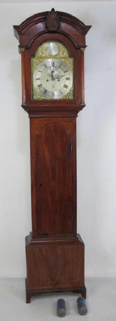 Charles Lunan Aberdeen Grandfather Clock