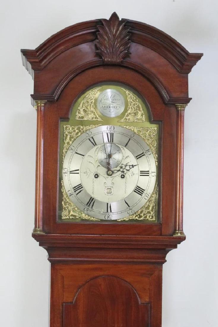 Charles Lunan Aberdeen Grandfather Clock - 2