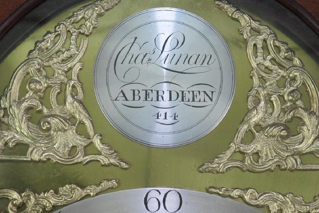 Charles Lunan Aberdeen Grandfather Clock - 3