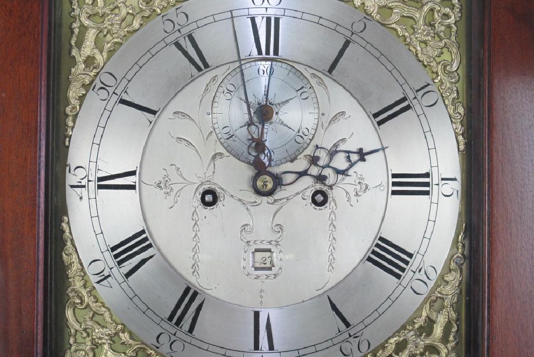 Charles Lunan Aberdeen Grandfather Clock - 4