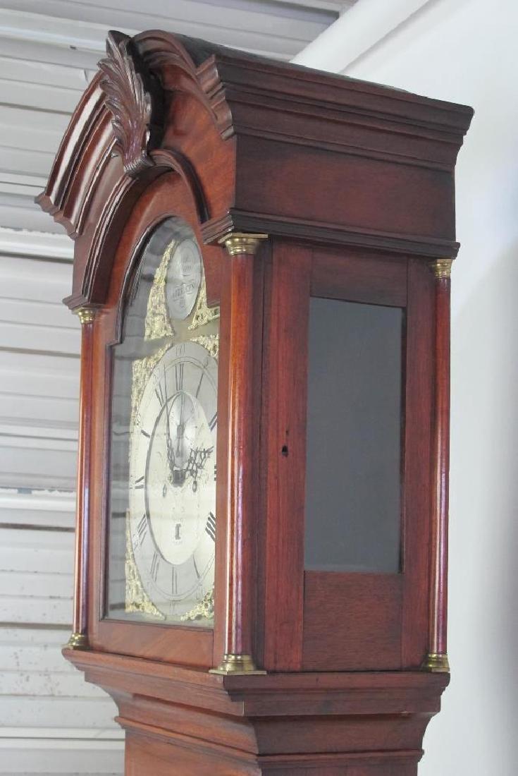 Charles Lunan Aberdeen Grandfather Clock - 6