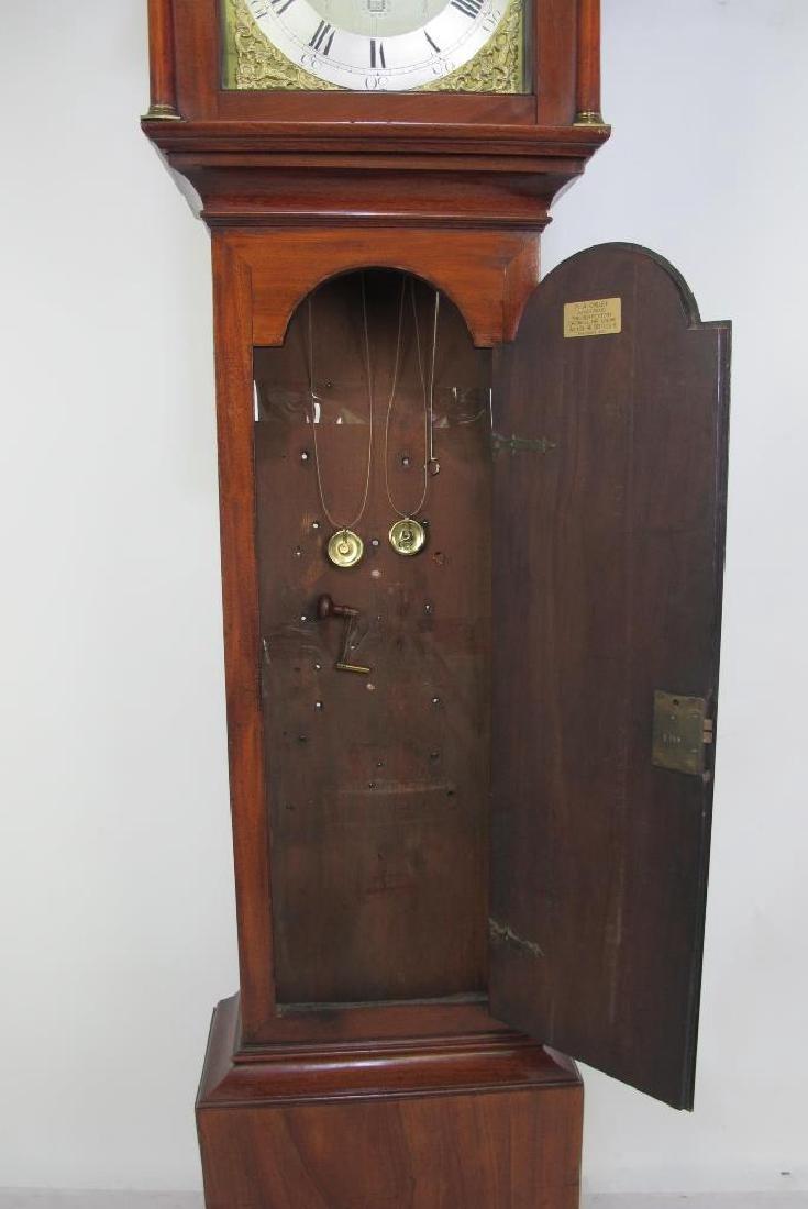 Charles Lunan Aberdeen Grandfather Clock - 9