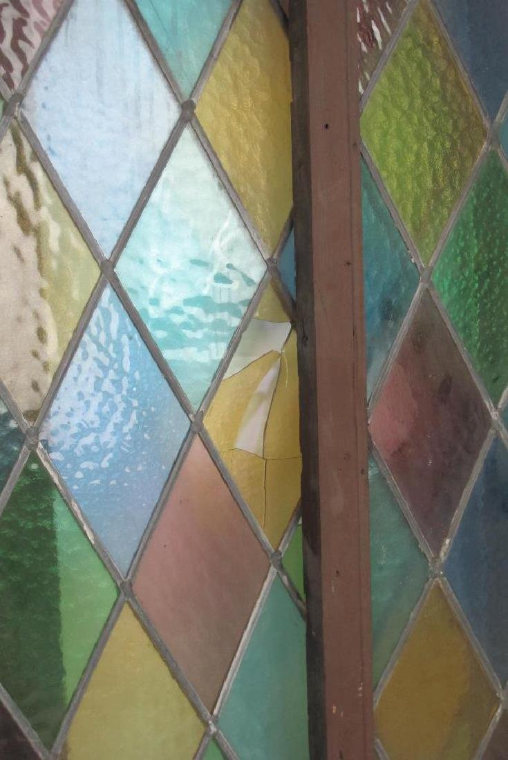 Five Stained Glass Windows - 3