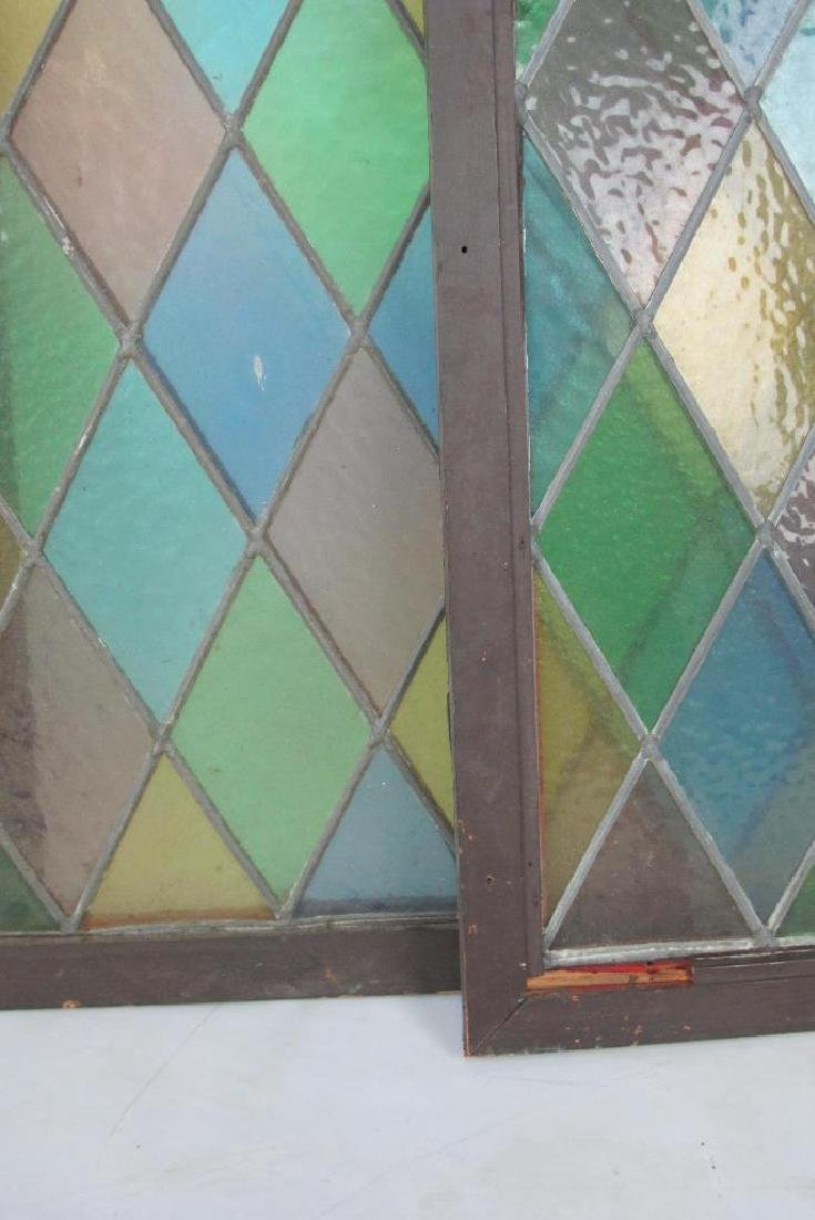 Five Stained Glass Windows - 4