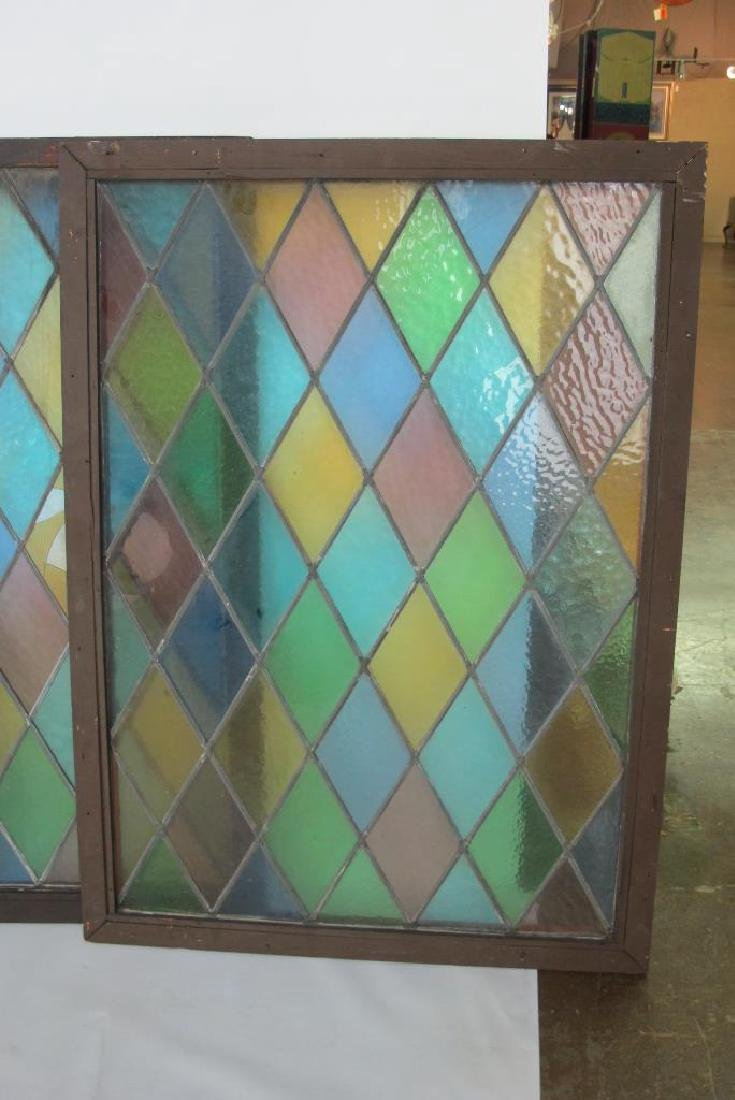 Five Stained Glass Windows - 7