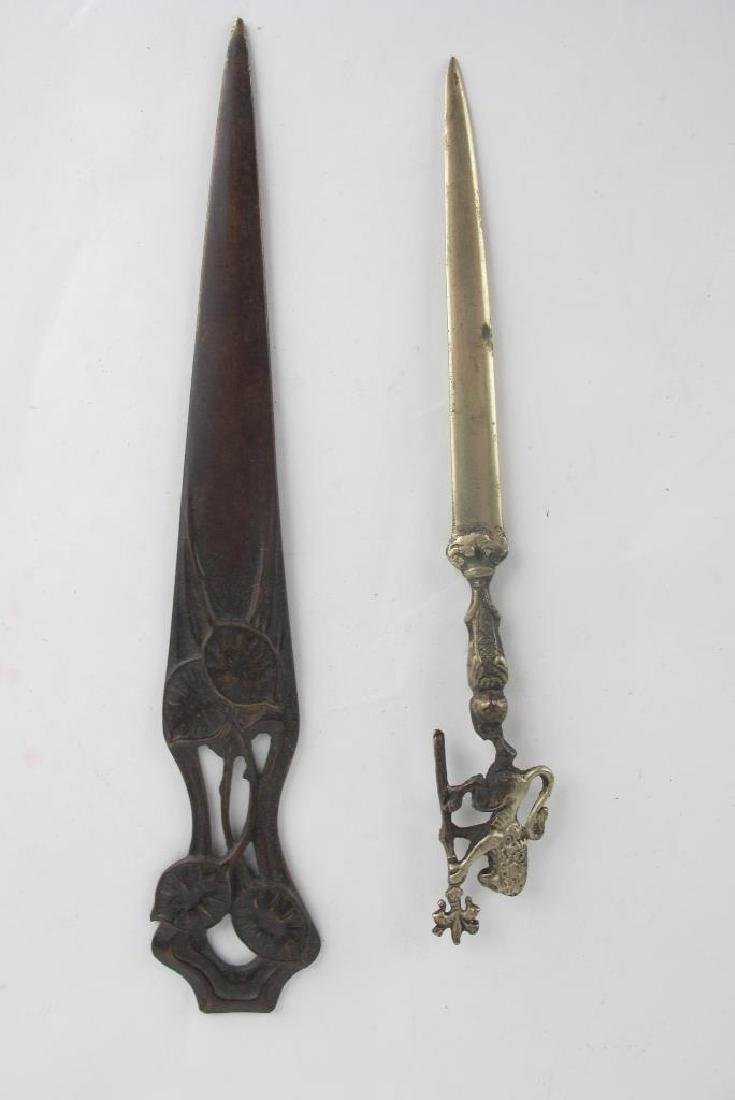 Tiffany Studios Letter Opener and More - 4
