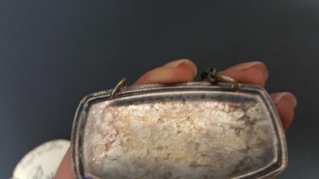 Continental Silver Goblet, Frame & Epergne Base - 6