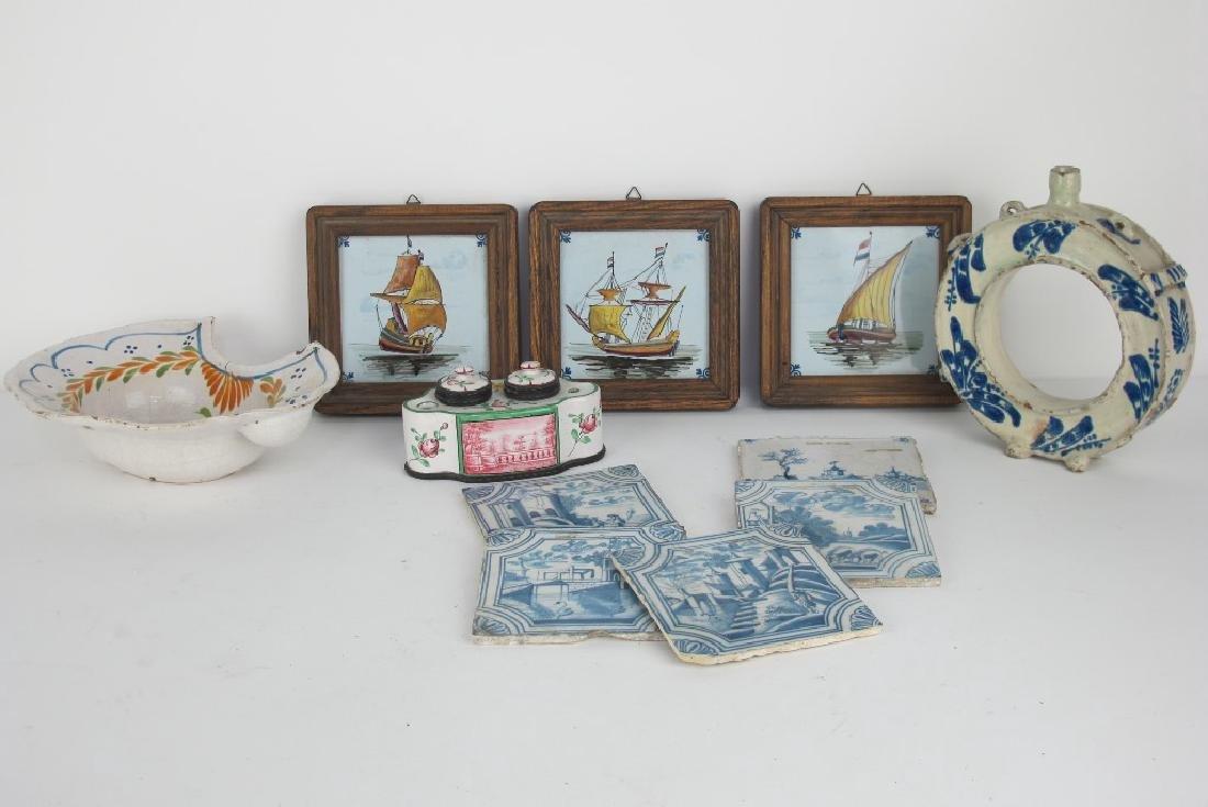Lot of Decorative Antiques