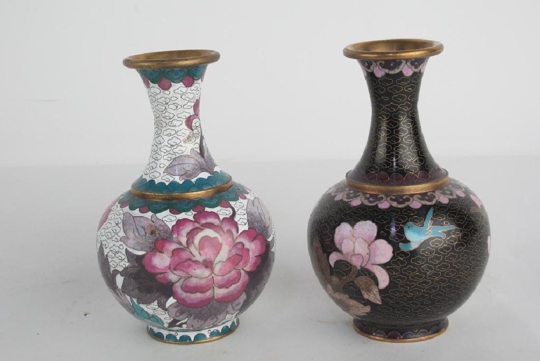 5 Chinese Vases - 3