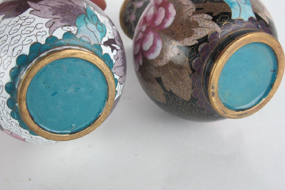 5 Chinese Vases - 5