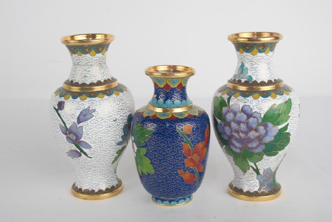 5 Chinese Vases - 6