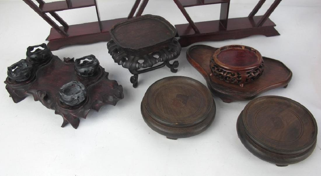 Large Lot of Chinese/Asian Bases - 7
