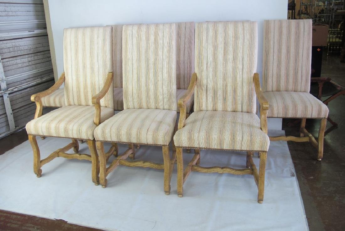 Set of 8 Dining Chairs - 2