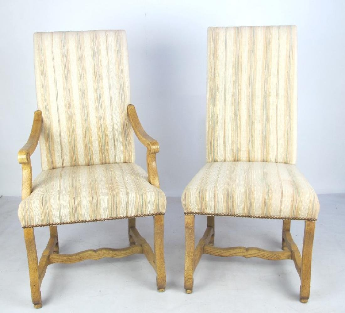 Set of 8 Dining Chairs - 3