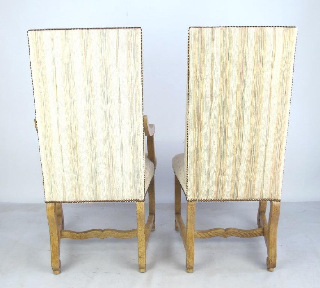 Set of 8 Dining Chairs - 6