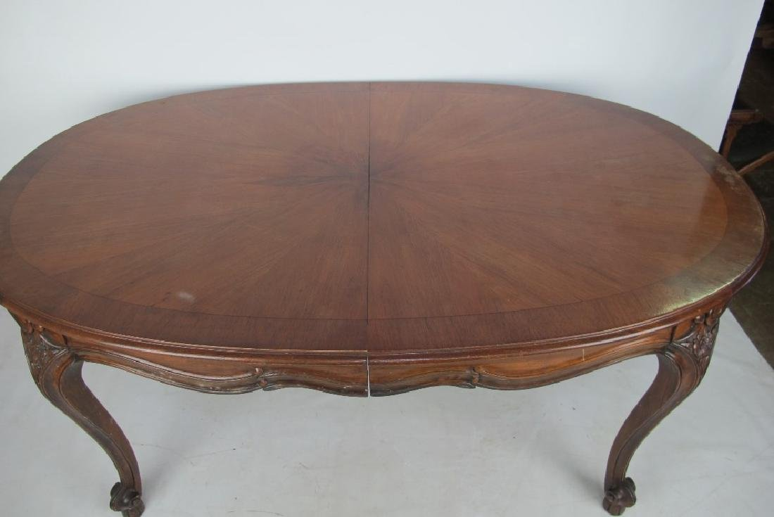 Oval Dining Table - 2