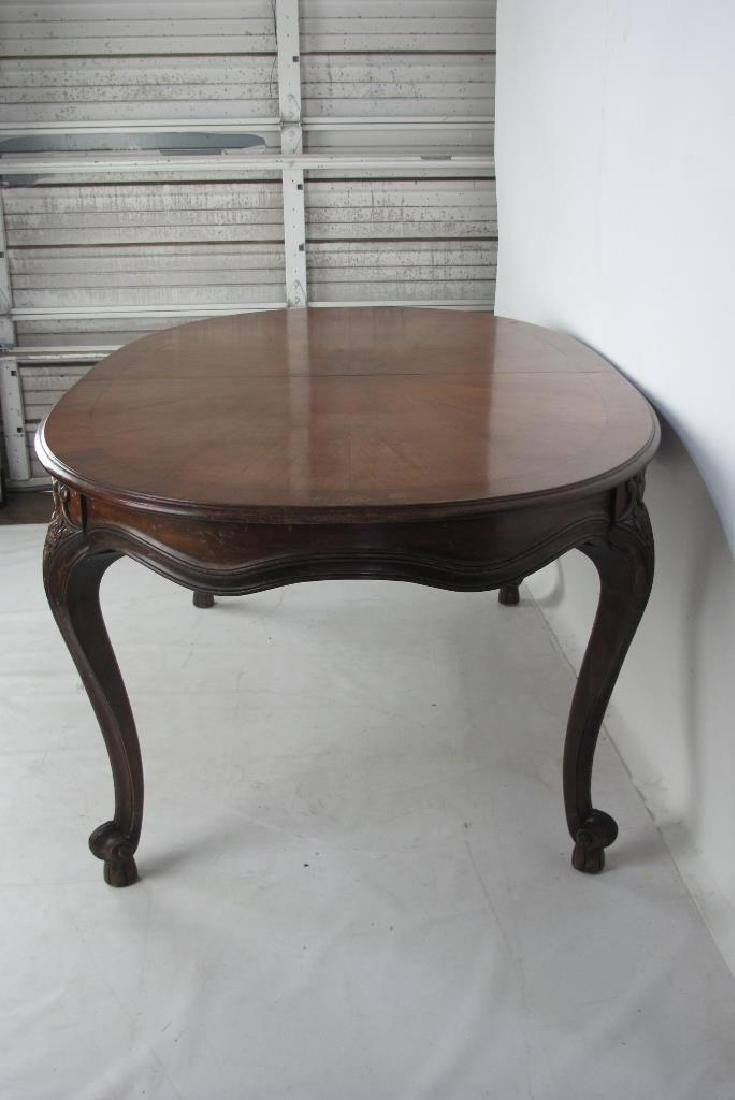 Oval Dining Table - 6