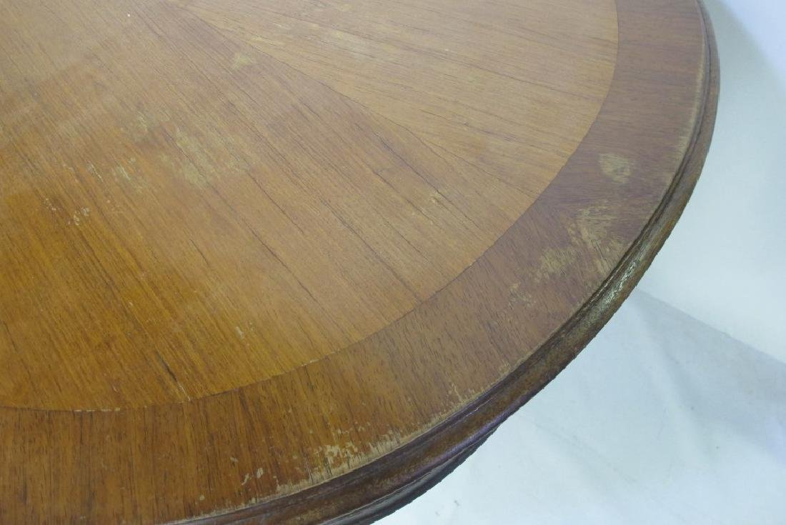 Oval Dining Table - 7