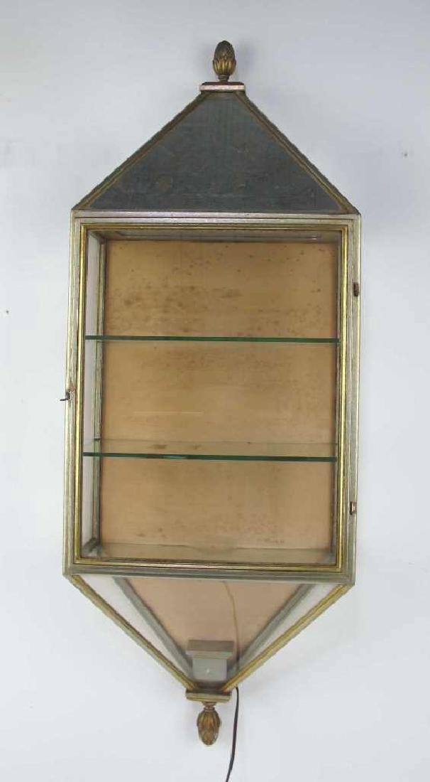 Giltwood Cabinet - 2