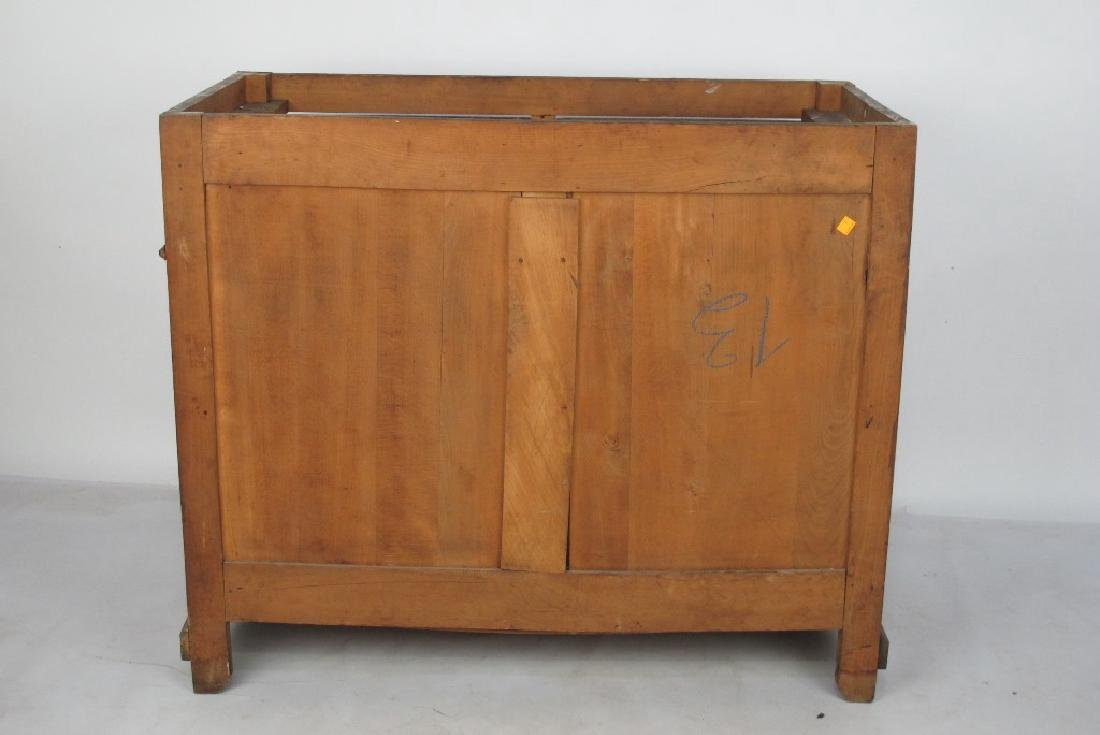Marble Top Dresser - 7