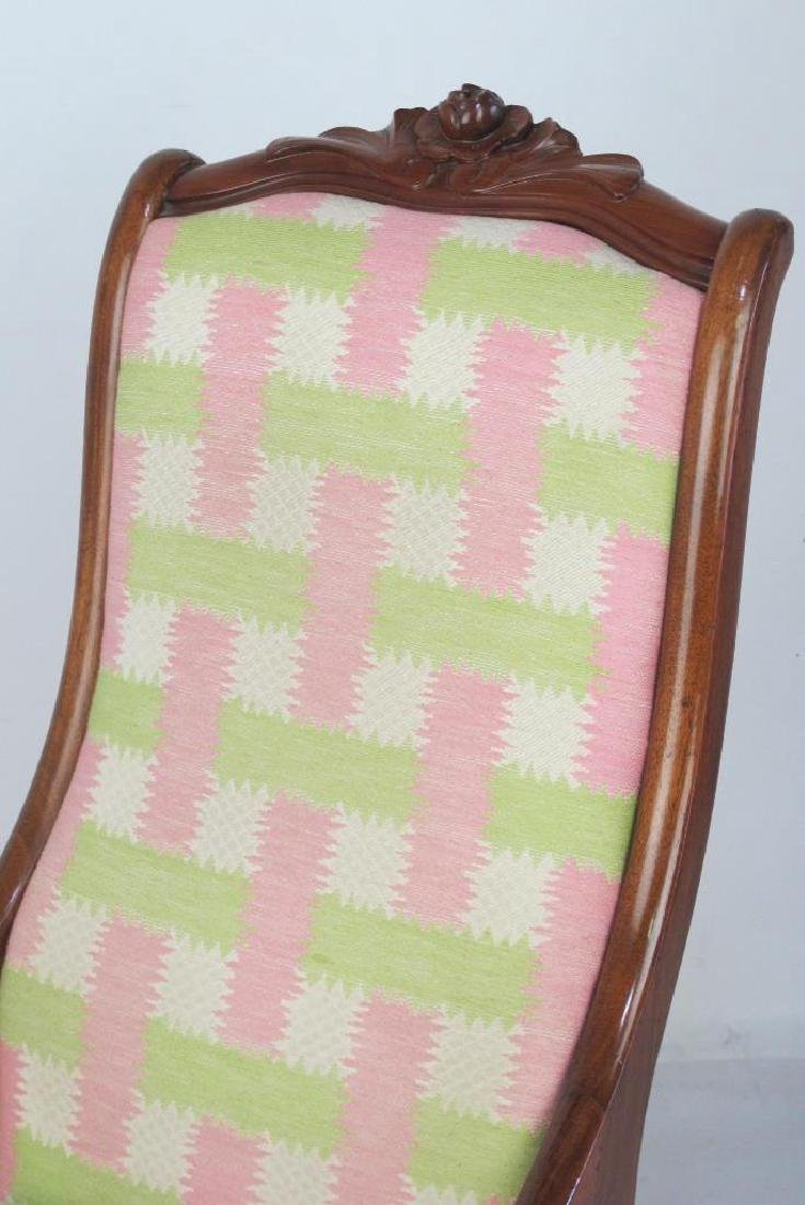 Pastel Rocking Chair - 2
