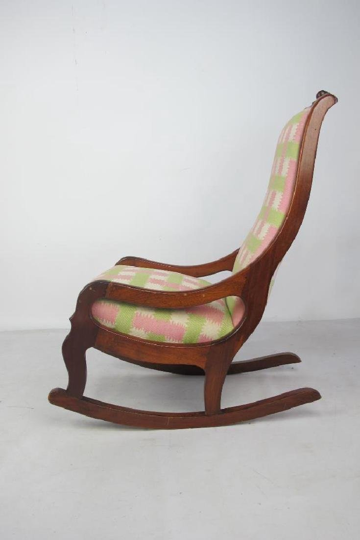 Pastel Rocking Chair - 5