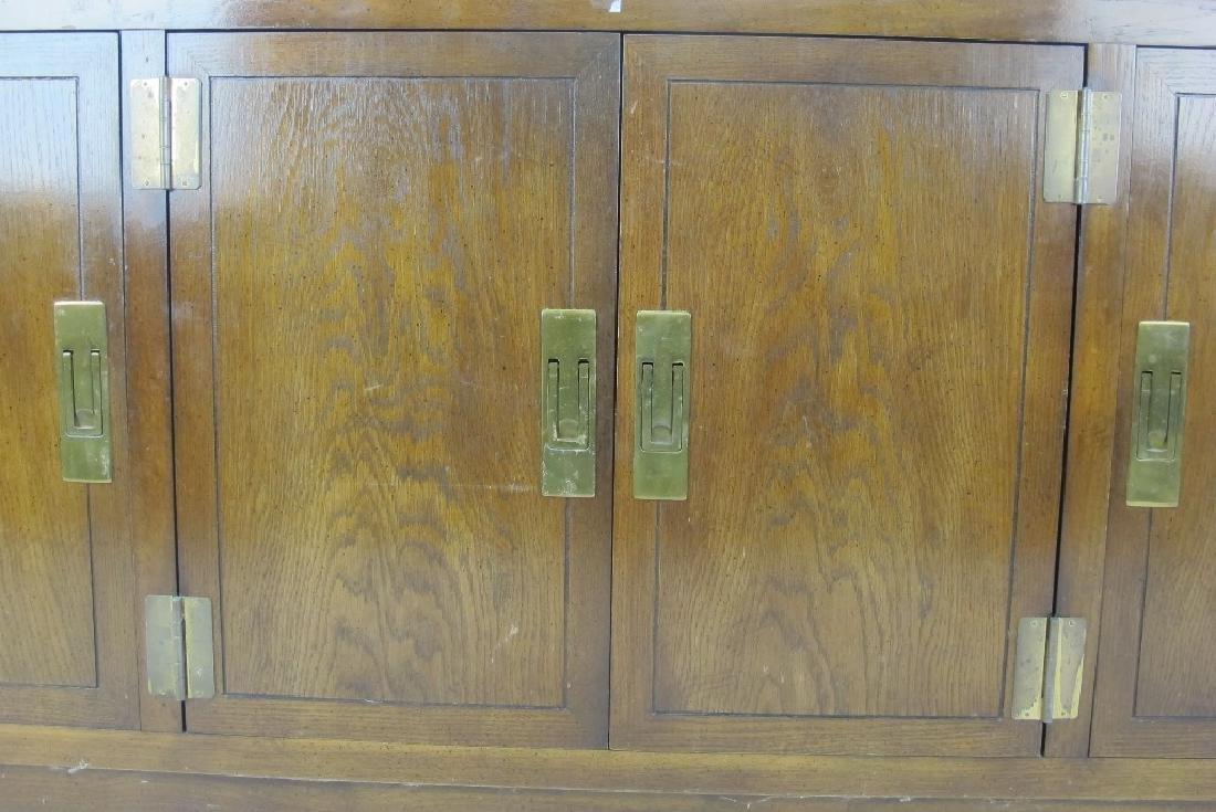 Four Door Credenza - 5