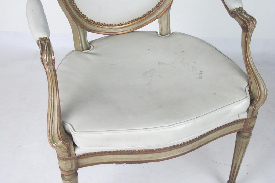 French Arm Chair - 2