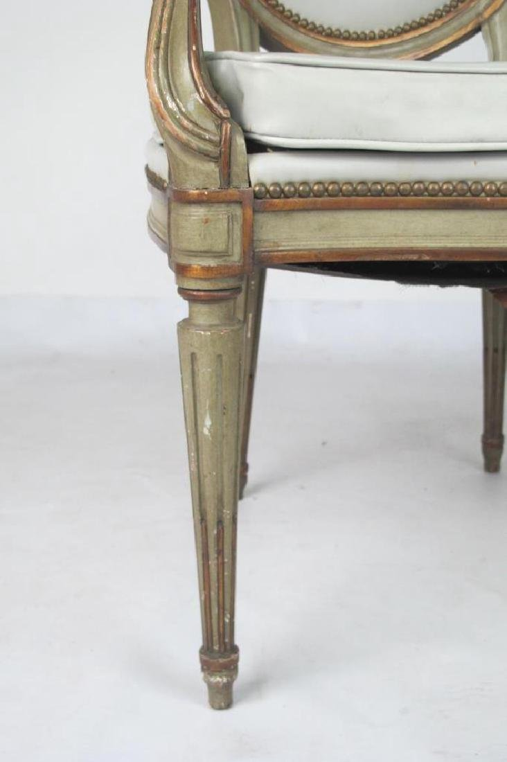 French Arm Chair - 3