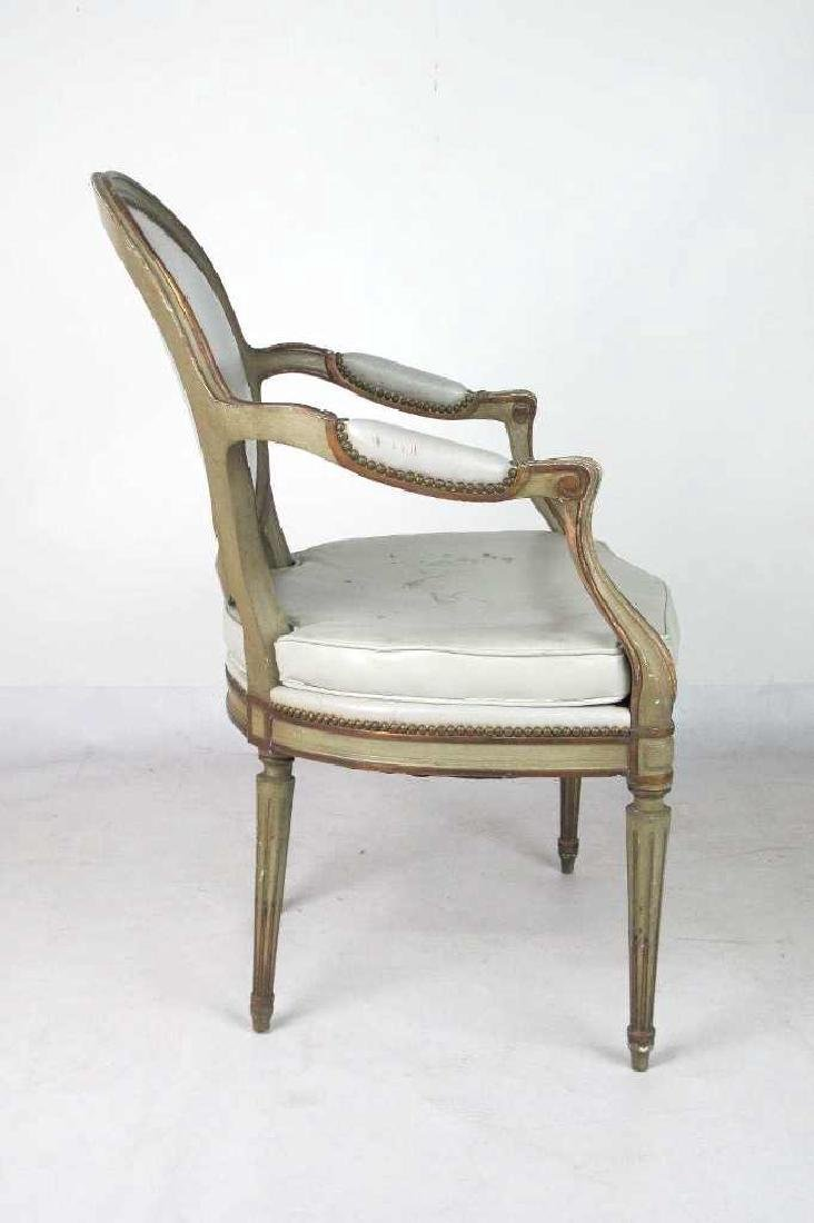French Arm Chair - 4