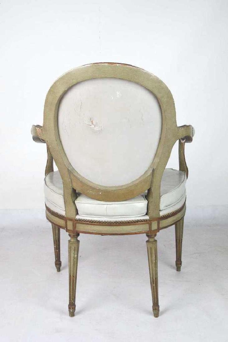 French Arm Chair - 5