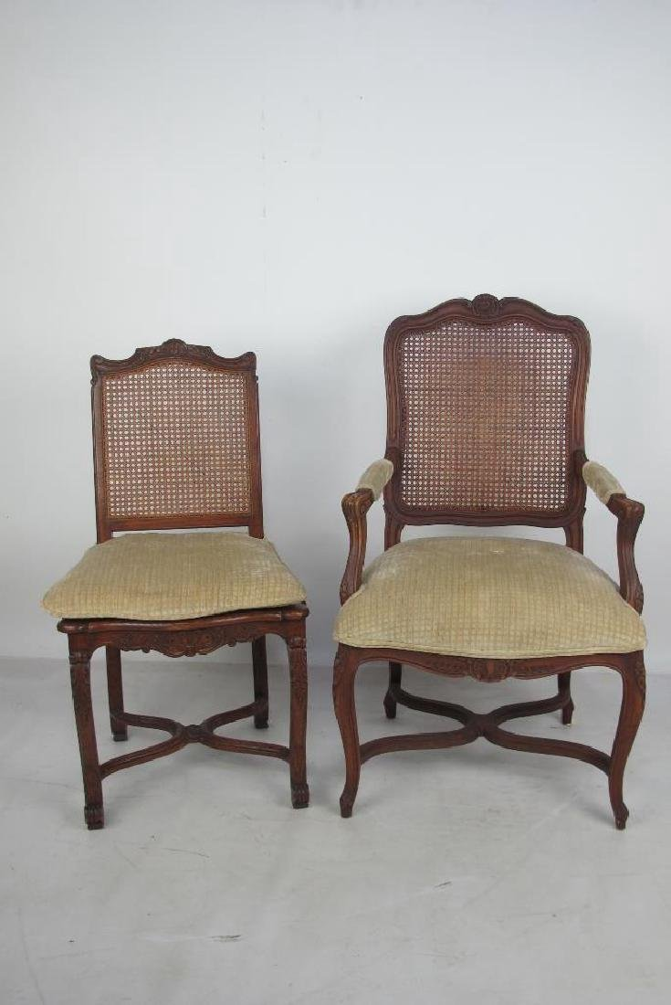 Set of Seven Chairs - 2