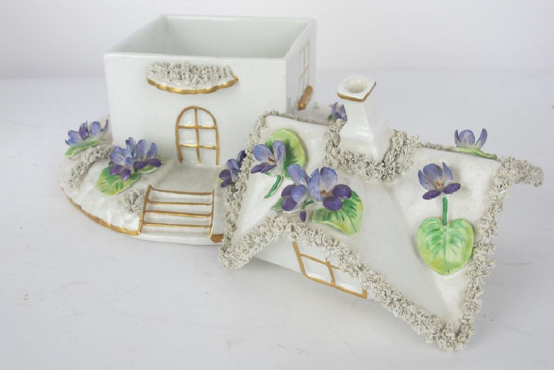 Collection of Staffordshire and More Porcelain - 4