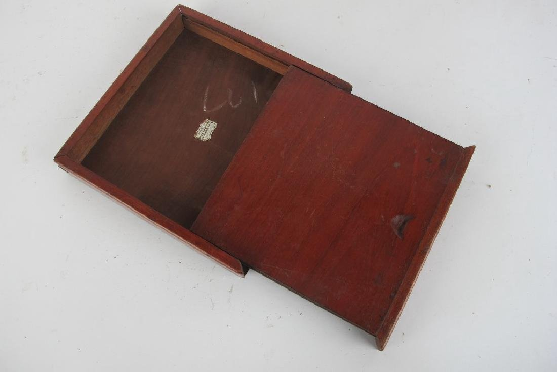 Three Antique Game Boxes - 2