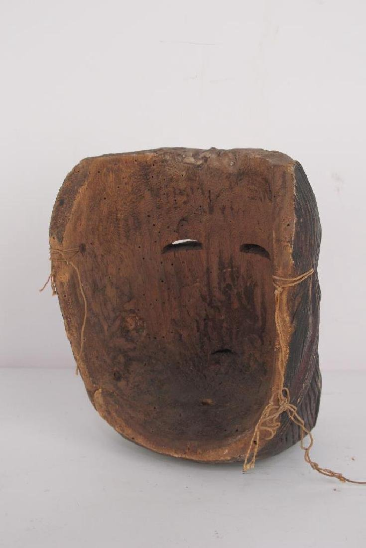 Collection of Early Carved Wood Items - 3