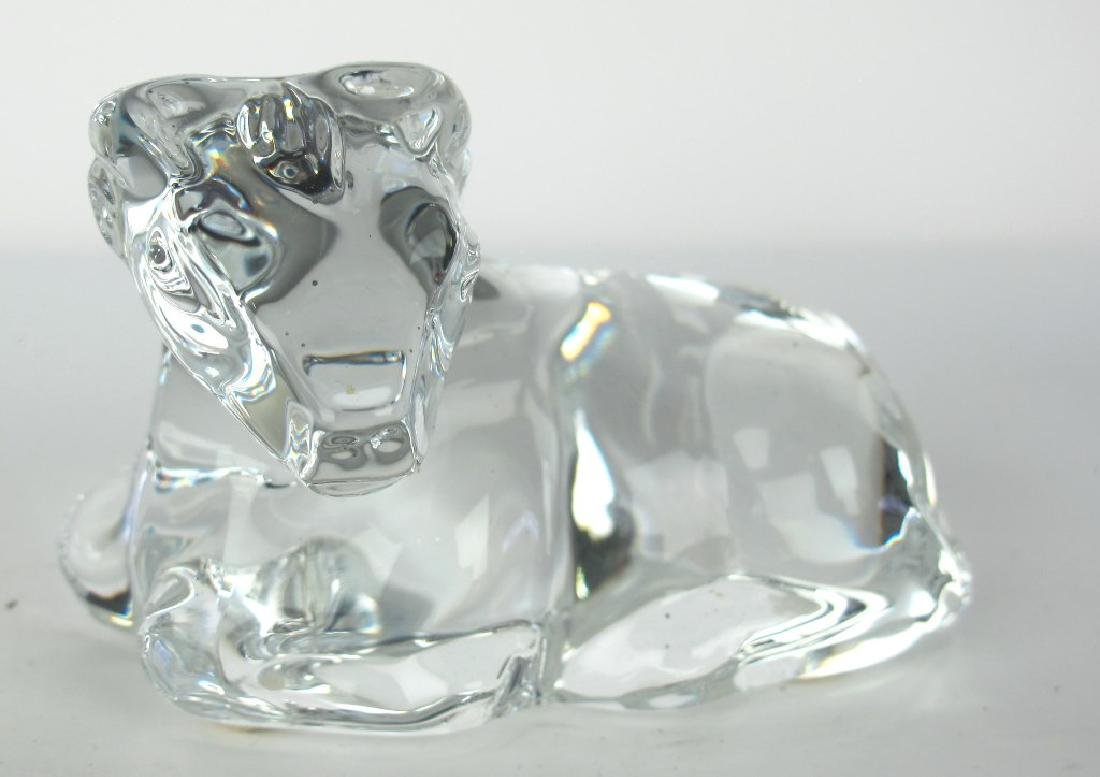 Lalique and Baccarat Paperweights - 5