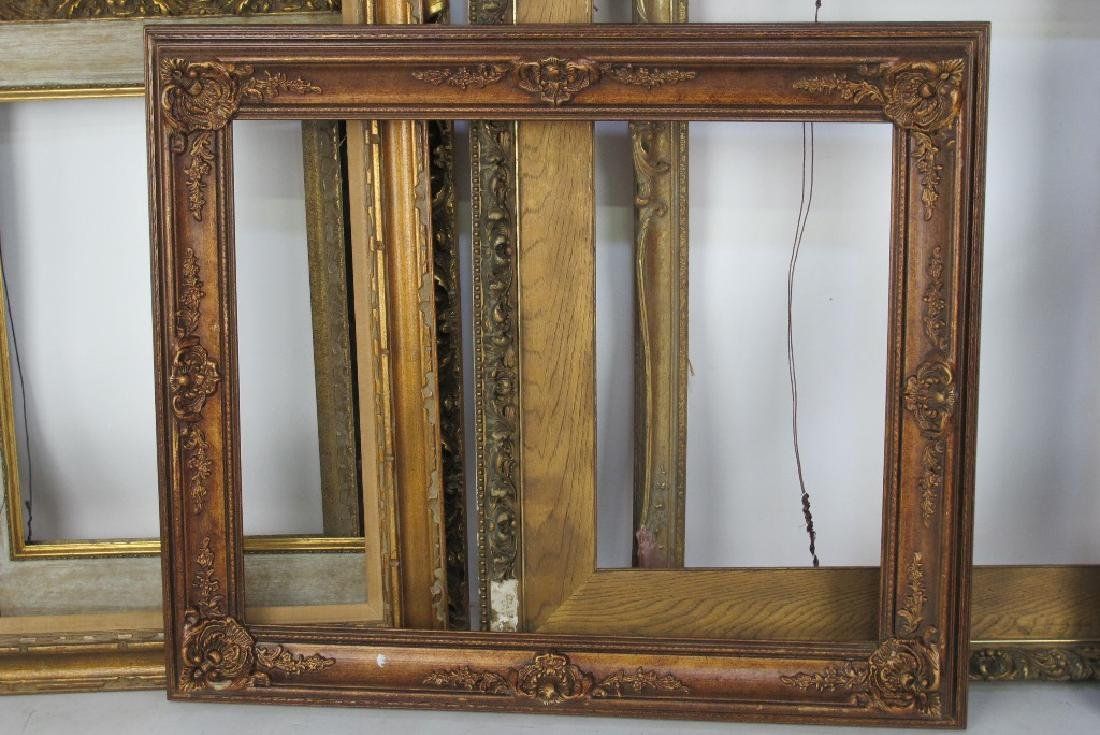 Lot of Antique Frames - 3