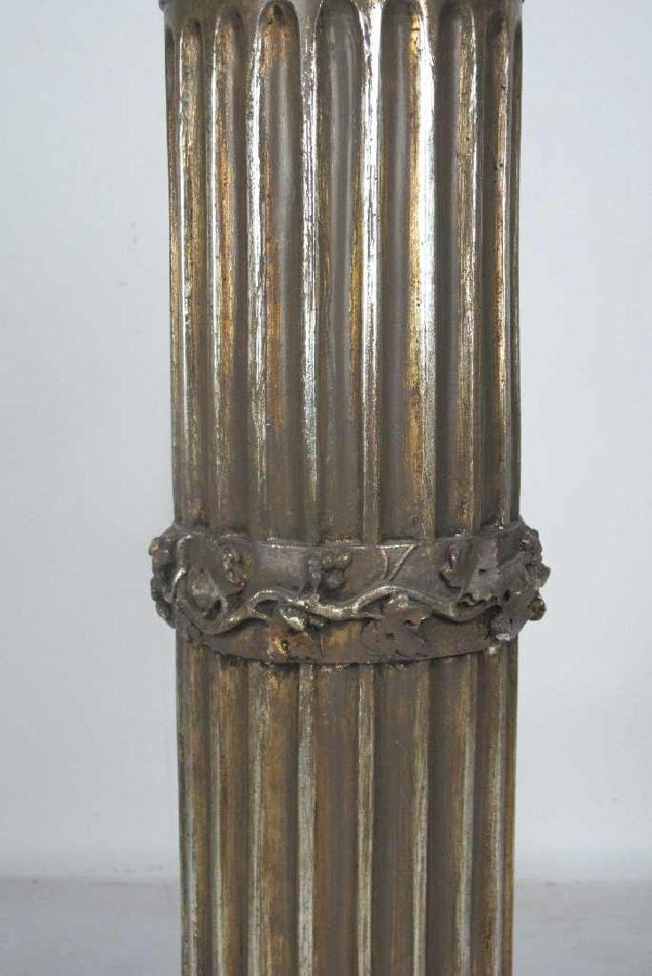 Silver Gilt Classical Pedestal - 3