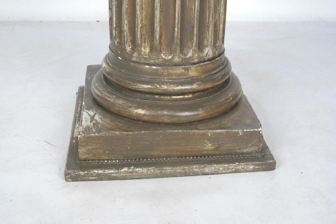 Silver Gilt Classical Pedestal - 4